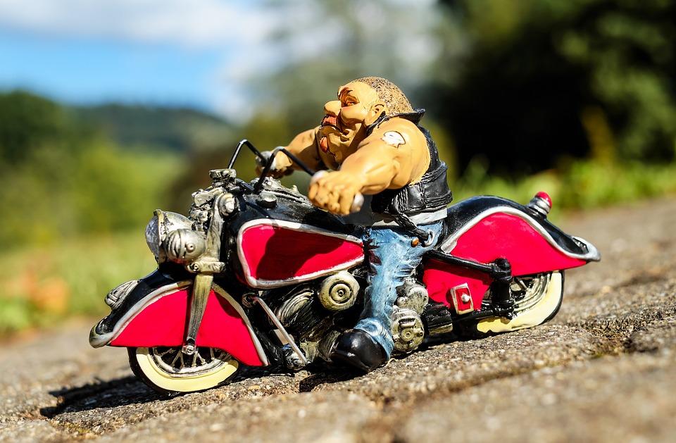 バイクフィギュア